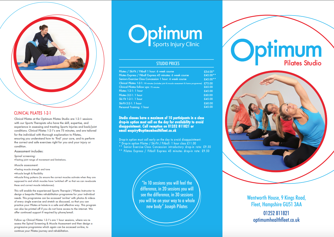 Optimum Sports Injury Clinic
